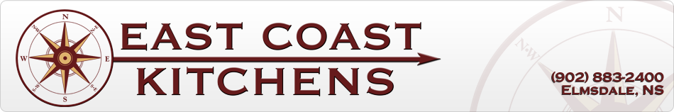 Home Contractors Elmsdale - East Coast Kitchens Logo